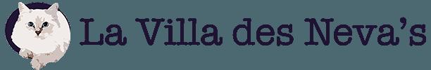 Chat sibérien neva masquerade – La Villa des Neva's Logo